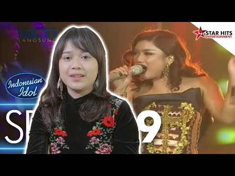 "REACTION INDONESIAN IDOL 2018 |  MARION - TOXIC (Britney Spears) ""Jodie"""