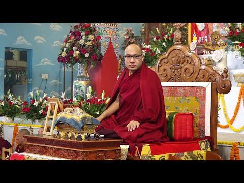 4th Arya Kshema - Karma Pakshi Puja & Ganachakra
