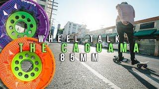 85mm Caguama | Orangatang Wheel Talk