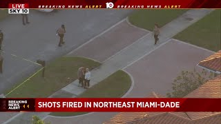 Person shot in Northeast Miami-Dade, police say