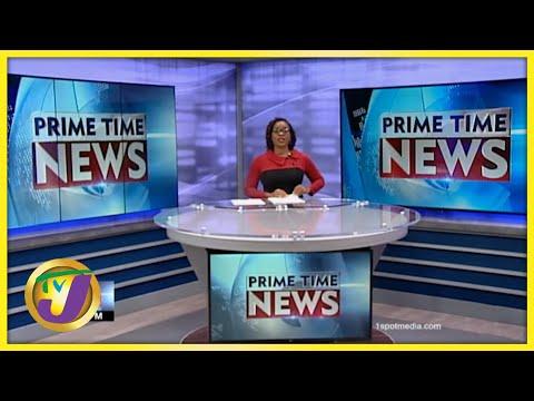 Jamaica's News Headlines   TVJ News - Oct 6 2021