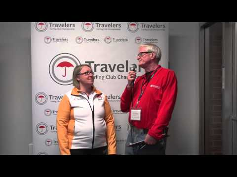 #TCCC2014 - Interview with Manitoba's Tracy Andries
