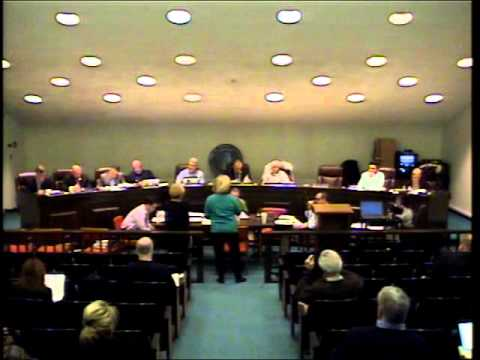 Town of Monroe Ct Town Budget Meeting February 17th 2016
