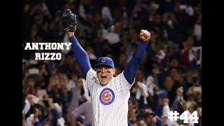 MLB: Anthony Rizzo Career Highlights (HD)