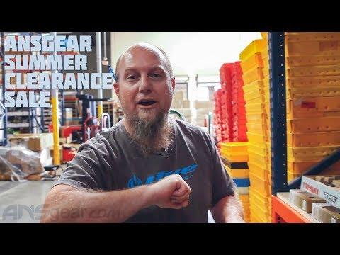 ANSGear Summer Paintball Clearance Sale!