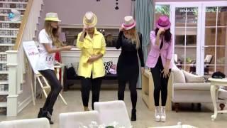 Kısmetse Olur - Gelin adaylarından Michael Jackson dansı!