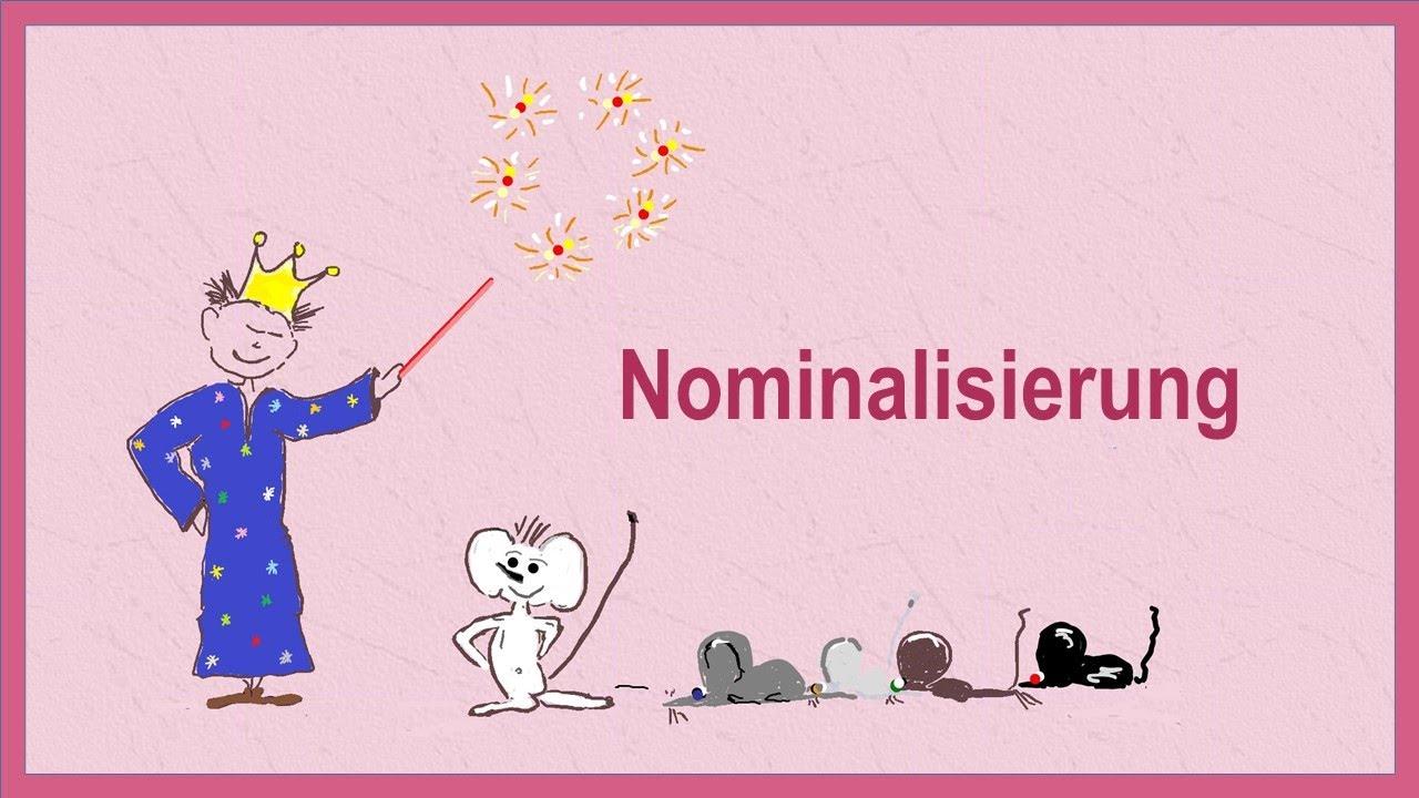 zur nominalisierung die 6 wichtigsten regeln dib - Nominalisierung Beispiele