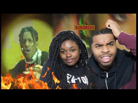 THIS VIDEO DOPE AF 🔥 😱 | A$AP Rocky - Sundress (Official Video) | REACTION!!!