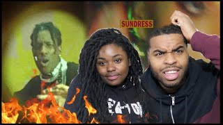 THIS VIDEO DOPE AF 🔥 😱 |‪ A$AP Rocky - Sundress (Official Video) | ‬REACTION!!!