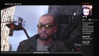 THE DIVISION 24 hour live stream pt 0 (The FAKE one!) [PS4]