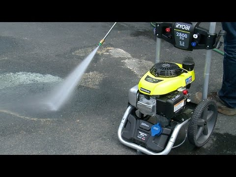 How To Choose A Pressure Washer Youtube