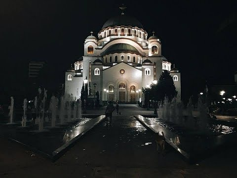 MY TRIP TO SERBIA / TRAVEL DIARY / BELGRADE FIRST VLOG