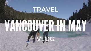 Gambar cover 2 Airbnbs, 1 Hotel Later ... Vancouver in May - Travel Vlog