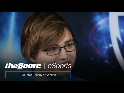 Cloud9's Sneaky On Worlds: 'i Don't Know Whats Happening