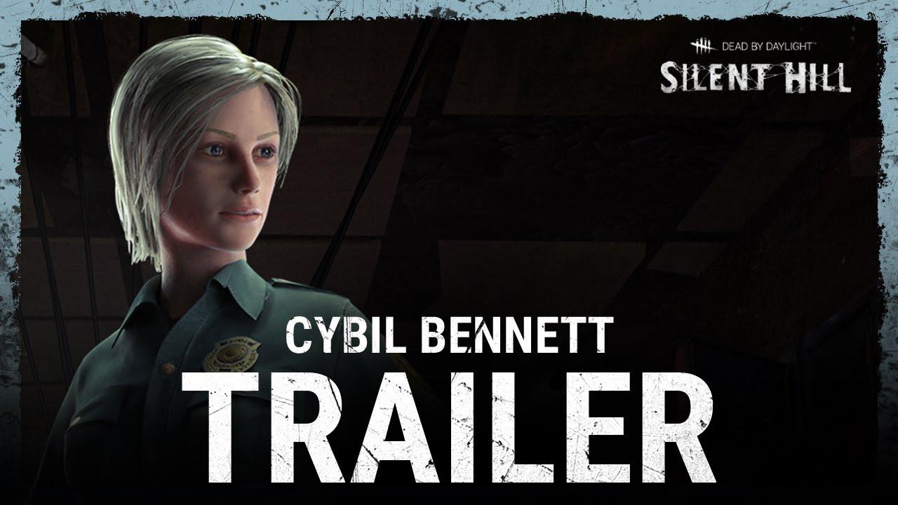 Dead by Daylight | Silent Hill | Cybil Bennett Trailer