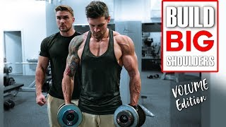 HIGH VOLUME TRAINING WITH RYAN TERRY | Gymshark Tour Behind The Scenes