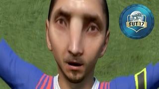 FIFA 17 INSANE FUT DRAFT