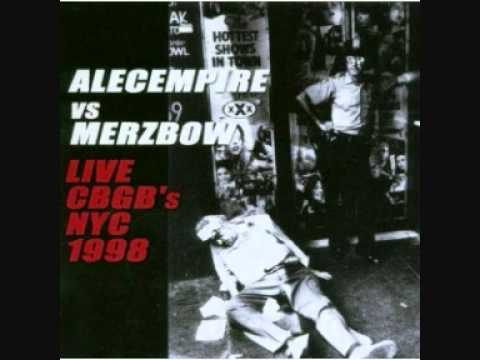 Alec Empire vs. Merzbow - The Full Destroyer / Merzbow Meltdown
