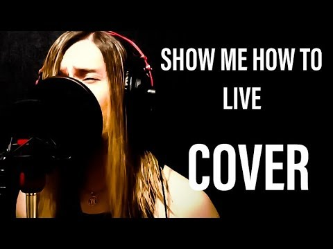 Show me How To Live - Audioslave, Vocal Cover By - Ramiro Saavedra