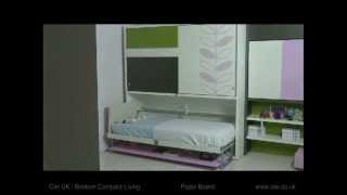 Clei UK -  Poppi board wall bed unit Thumbnail