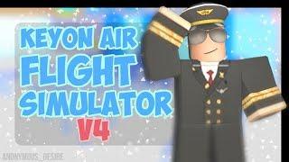 Keyon Air International Airport V4 ROBLOX