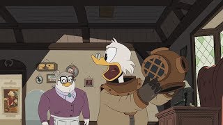 """[DuckTales] """"Nothing but trouble!"""" - Sparta Emanation Remix"""