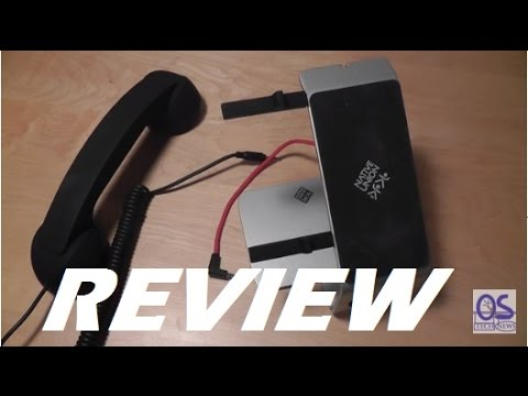 REVIEW: Native Union Pop Phone Desk V2 (Moshi Moshi)