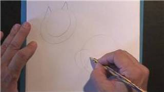 Cartooning Techniques : How to Draw Cartoon Animals Easily