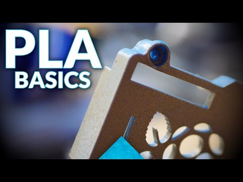 Things you should know about PLA