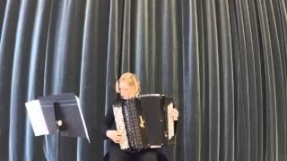 Marie-Andrée Joerger (J.S Bach, suite anglaise n°3 BWV 808, prélude)