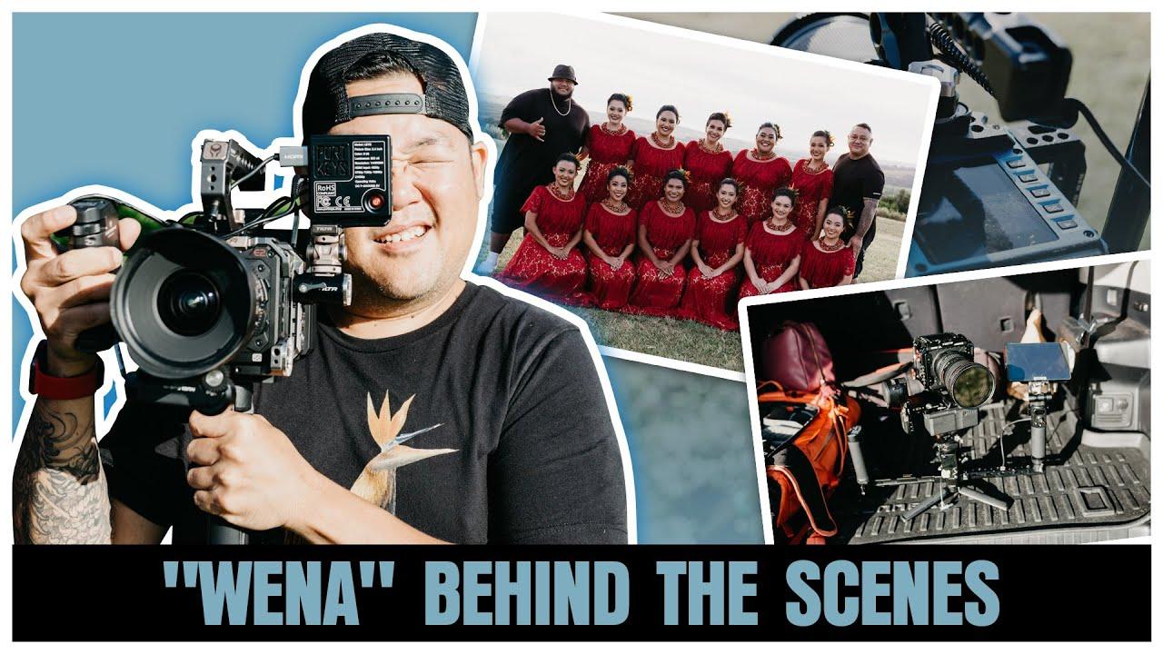 "Josh Tatofi ""Wena"" (Behind the Scenes): US VERSUS THE SUN!"
