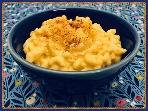 mac-and-cheese-quick-recipe-made-in-the-microwave-by-susan-castriota-using-the-cuchinasafe-glass-lid