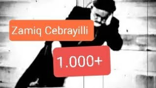 Zamiq Cebrayilli - Yaxsiliq Seir 2020 ( Kasib Haqqinda Menali Seir  )