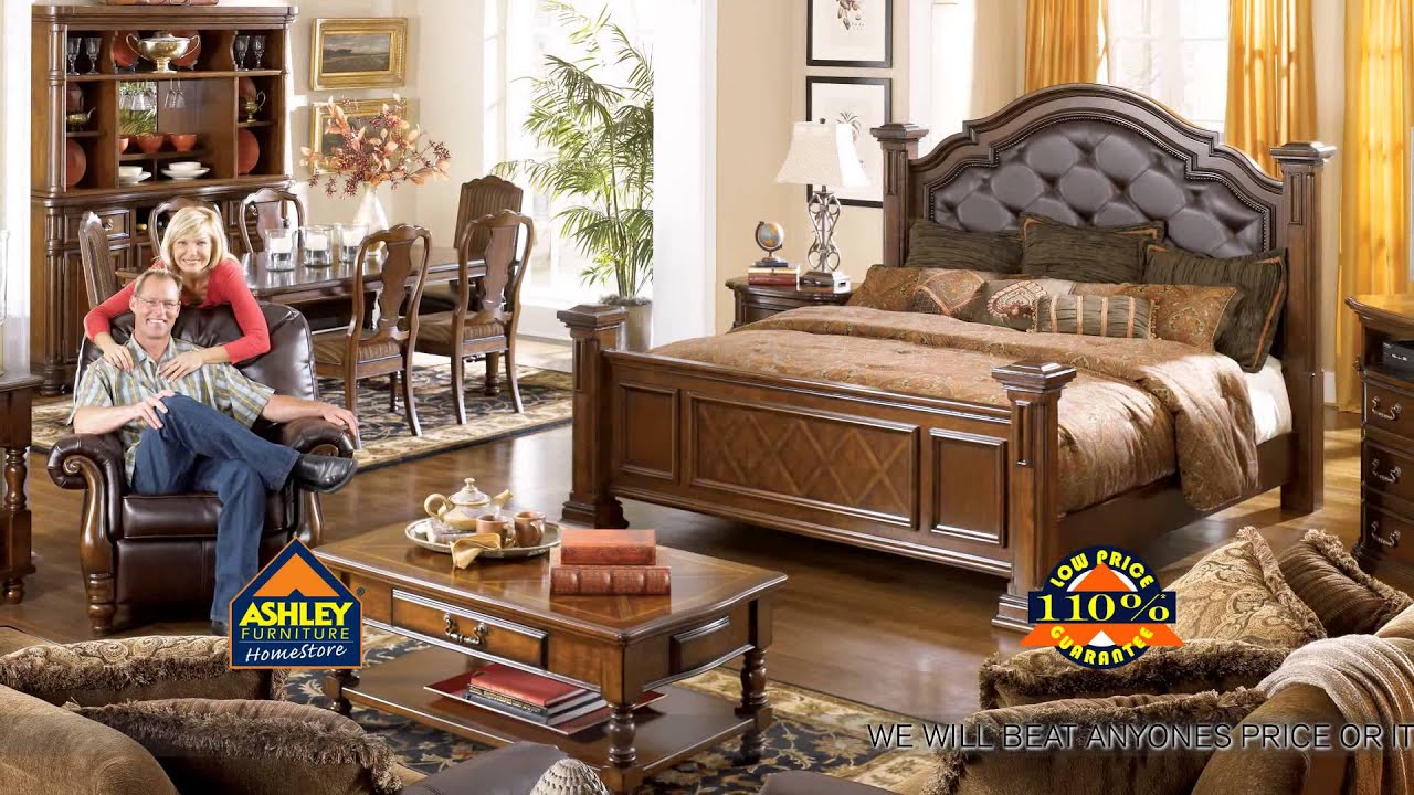 Ashley Furniture HomeStore Price Match Guaranteed or its