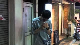 2012/8/20渋谷喫茶SMILE「エクストラヴァージンシアター」で公開された...