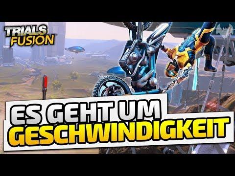 Es geht um Geschwindigkeit - ♠ Trials Fusion ♠ - Deutsch German - Dhalucard
