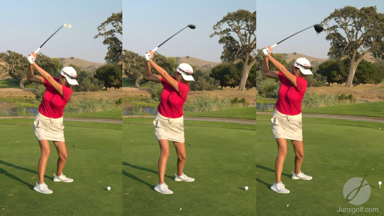 EFFORTLESS POWER:  You can hit long drives with the same energy and effort you use with your wedge.