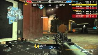 Scuf Gaming 5k Series - AMB vs Devastate - Game 1 Part 2