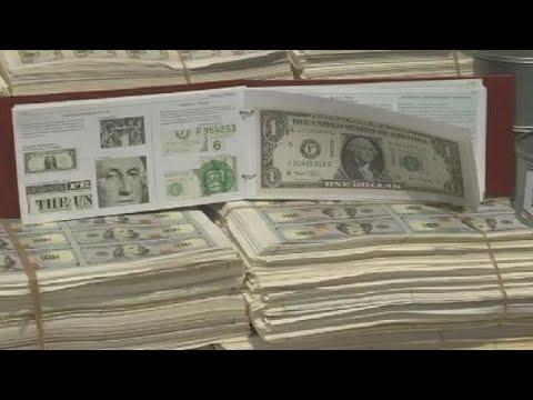 Turkish Officials Seize Fake Dollar Notes Worth $271 Mln