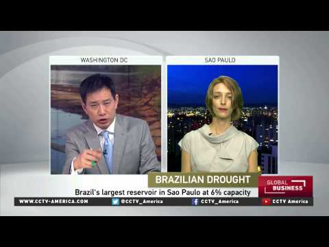 Nicole Oliveira of 350.org discusses drought in Brazil
