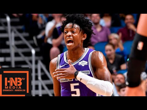 Orlando Magic vs Sacramento Kings Full Game Highlights | 10.30.2018, NBA Season