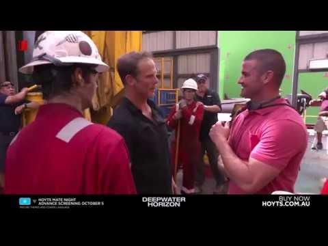 DEEPWATER HORIZON - INTERVIEWS