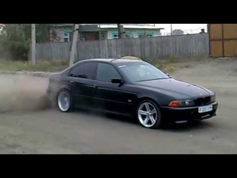 bmw e39 2 8 drift youtube. Black Bedroom Furniture Sets. Home Design Ideas