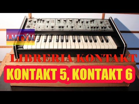 Roland Sys 100 - Samples Kontak 5 - The best library 2018
