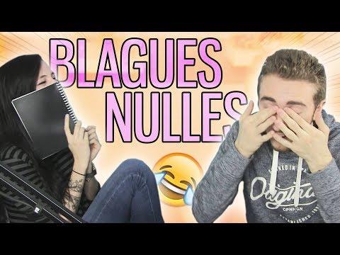 PLEURER DE RIRE POUR DES BLAGUES NULLES ! ( Joke de Papa )