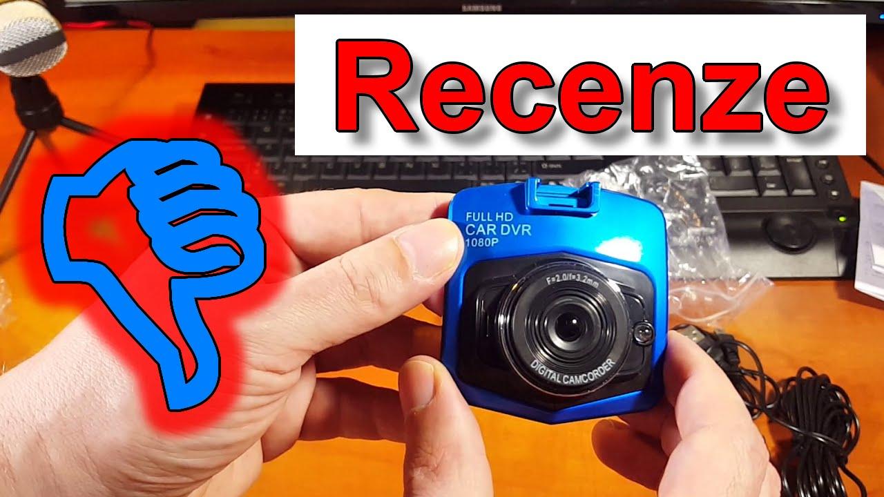 Kamera do auta recenze