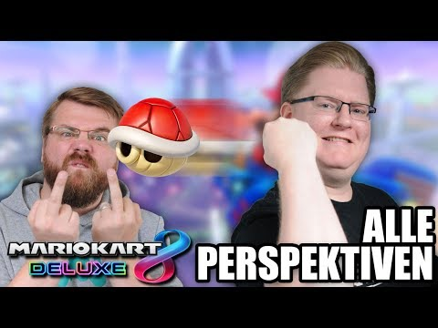 Chris mit Roter ÄRGERN 🎮 Mario Kart 8: Deluxe #72