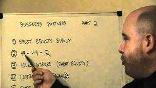 Business Partners - What Can Go Wrong