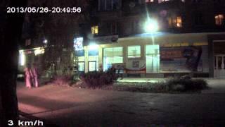 Въезд в Мариуполь -