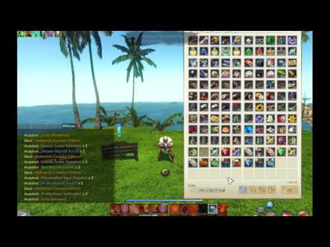 Archeage opening 30 more hallowtide giftboxes costumes!